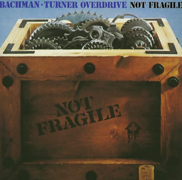 Bachman Turner Overd - You Ain't Seen Nothing Yet