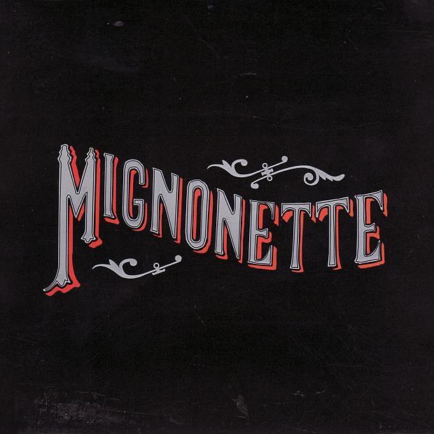 Mignonette The Avett Brothers CD cover