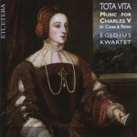 Egidius Kwartet - Motets: Carole Magnus Erat à 5