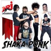 NRJ Sessions: Shaka Ponk (Live) - EP