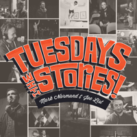 Podcast cover art for Tuesdays with Stories!