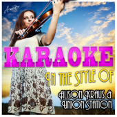 When You Say Nothing At All (In the Style of Alison Krauss & Union Station) [Karaoke Version]