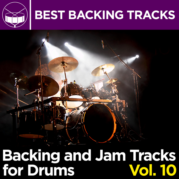 ‎Backing and Jam Tracks for Drums, Vol  10 by Best Backing Tracks on iTunes