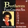 ベートーヴェン:ピアノ協奏曲 第1・2・3・4・5番 ジャケット画像