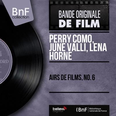 Airs de films, no. 6 (Mono Version) - EP - Perry Como