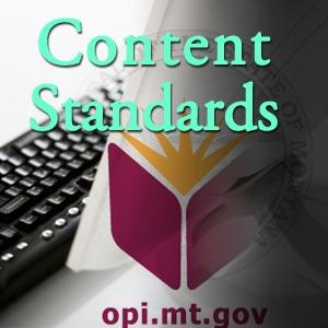 Communication Arts Content Standards