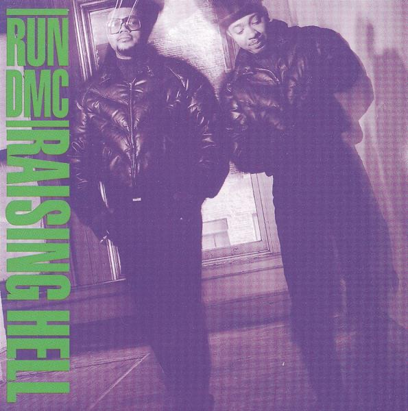 iTunes Artwork for 'Raising Hell (by Run-DMC)'