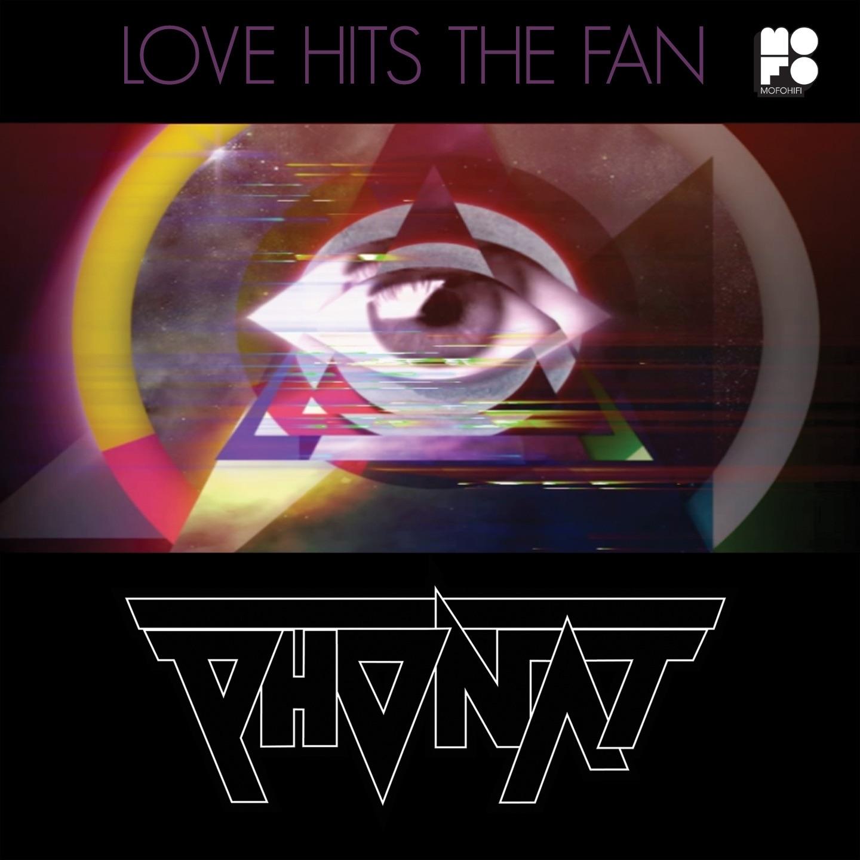 Love Hits the Fan - EP