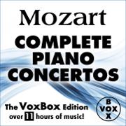 Mozart: Complete Piano Concertos (The VoxBox Edition) - Alfred Brendel, Walter Klien, Peter Frankl, Ingrid Haebler & Martin Galling - Alfred Brendel, Walter Klien, Peter Frankl, Ingrid Haebler & Martin Galling