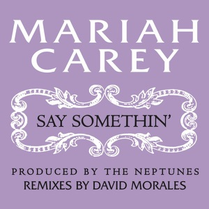 Say Somethin' (Stereo Anthem Mix) - Single Mp3 Download