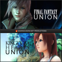 Final Fantasy & Kingdom Hearts Union podcast