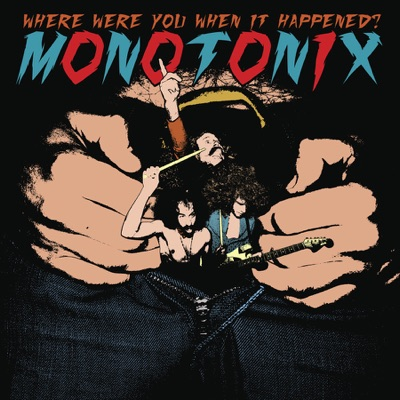 Set Me Free - Monotonix