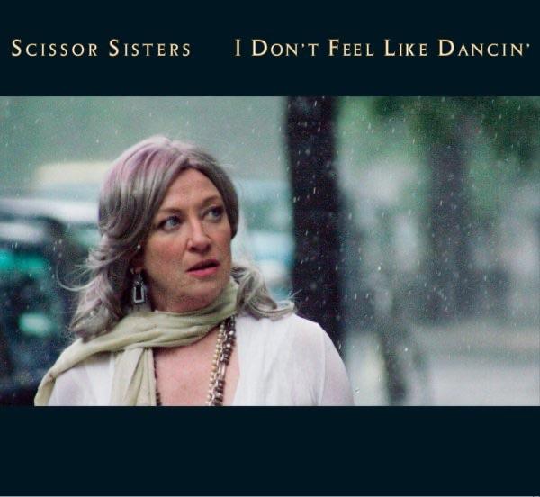 Cover art for I Don't Feel Like Dancin'