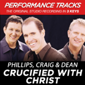 Crucified With Christ (Performance Track In Key of B/D Flat)