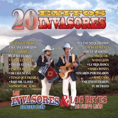 20 Éxitos Invasores - Los Invasores de Nuevo León
