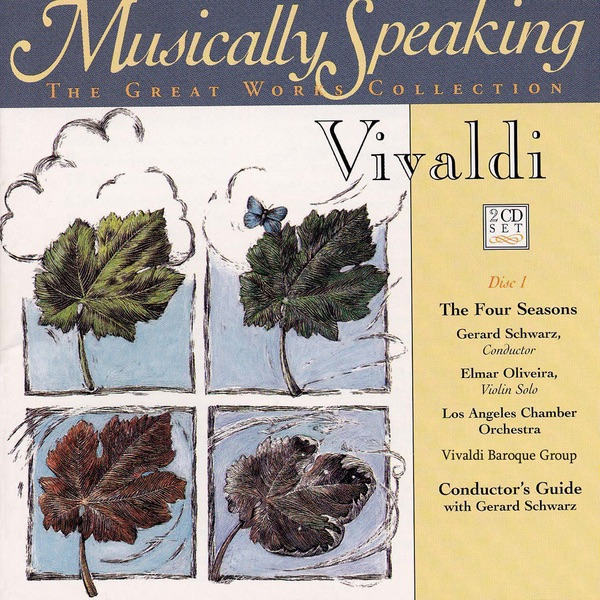 Listener's Guide to Vivaldi Four Seasons Summer