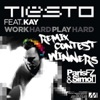 Work Hard, Play Hard (Paris Fz & Simo T's Contest Winning Remix) [feat. Kay]