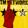 TM NETWORK THE SINGLES 1 ジャケット写真