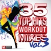 35 Top Hits, Vol. 3 - Workout Mixes (Unmixed Workout Music Ideal for Gym, Jogging, Running, Cycling, Cardio and Fitness) ジャケット写真
