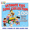 The Ultimate Kids Song Collection: 100 Favorite Sing-A-Longs - The Wonder Kids