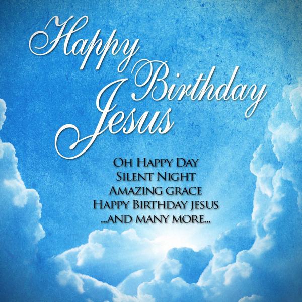 Happy Birthday Jesus Various Artists