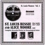 St. Louis Bessie (Mae Smith) - Ghost Creepin' Blues