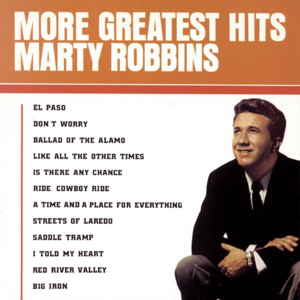 Marty Robbins: More Greatest Hits