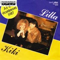 Lilla - Kiki - Az év énekesei '87 - Single