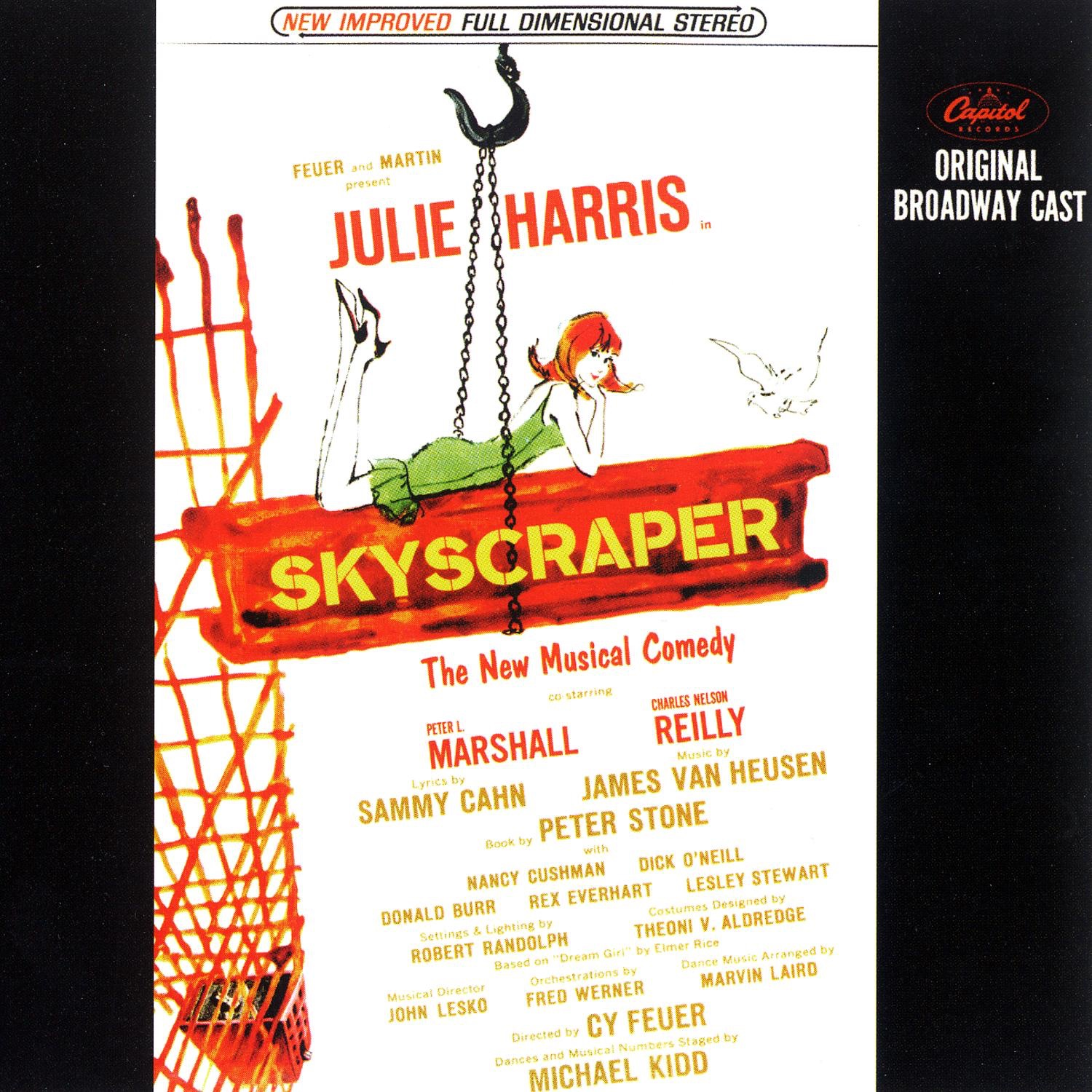 Skyscraper (Original Broadway Cast)