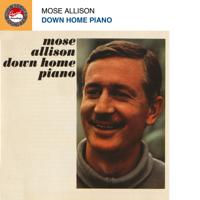 Mose Allison - Down Home Piano artwork
