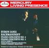 Rachmaninov: Piano Concertos Nos. 2 & 3 ジャケット写真