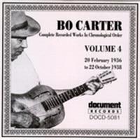 Bo Carter Vol. 4 (1936-1938)