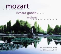 Mozart: Concerto No. 23 in A Major, K. 488 - Concerto No. 24 in C Minor, K. 491
