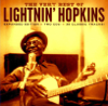 Lightnin' Hopkins - The Very Best of Lightnin' Hopkins (Expanded Edition)  artwork