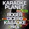 Roger Cicero Karaoke Hits (Karaoke Planet) ジャケット写真