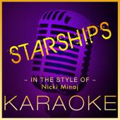 Starships (Instrumental Version) - High Frequency Karaoke