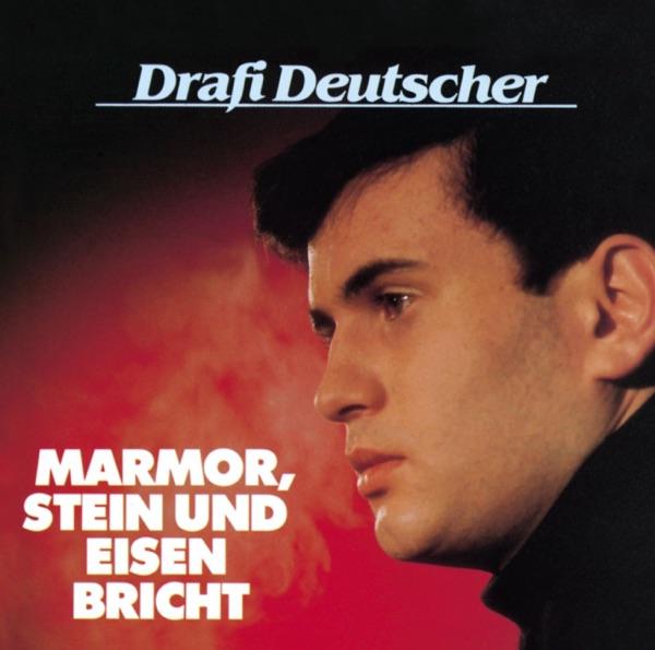 Drafi Deutscher mit Marmor, Stein und Eisen bricht