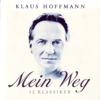 Klaus Hoffmann - Mein Weg ist mein Weg artwork