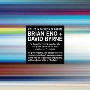 Brian Eno & David Byrne - The Carrier