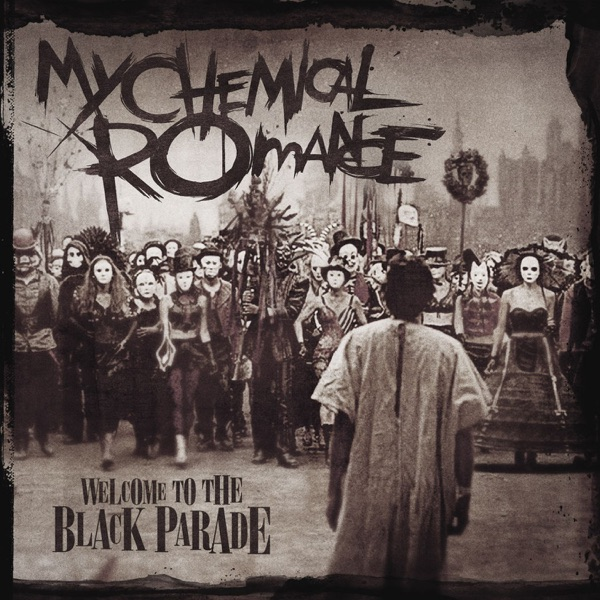 My Chemical Romance mit Welcome to the Black Parade