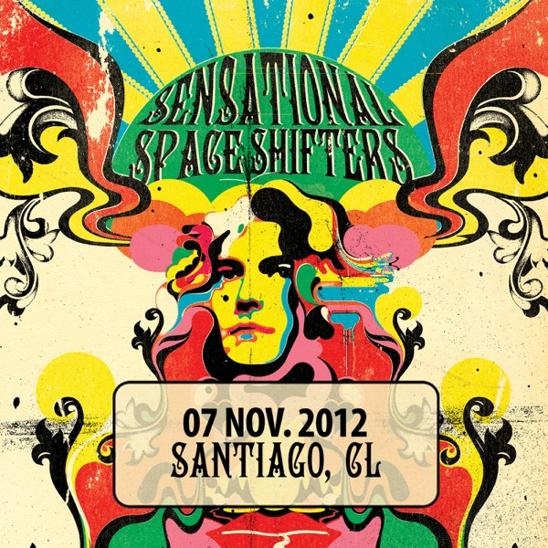 Live In Santiago, CL - 07 Nov. 2012