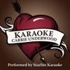 Karaoke: Carrie Underwood - EP (Karaoke Versions) ジャケット写真