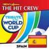 Tribute to the World Cup Spain