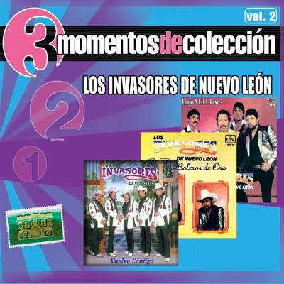 3 Momentos de Colección, Vol. 2 - Los Invasores de Nuevo León