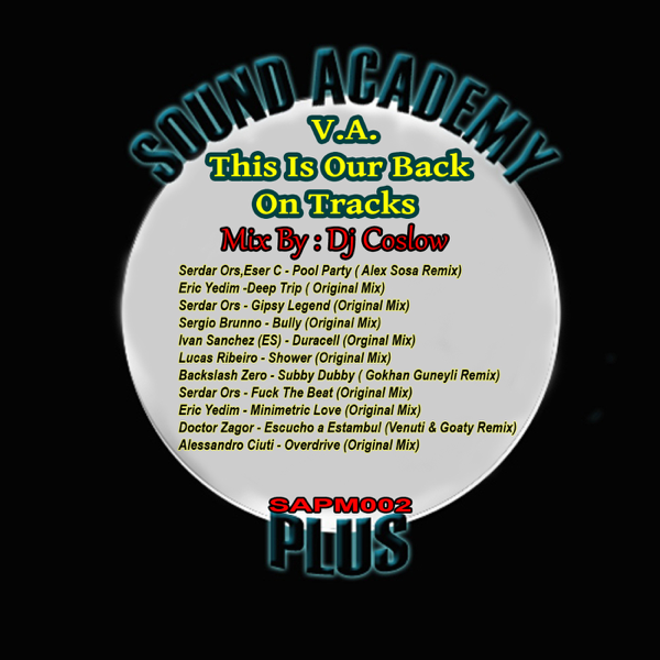 This Is Our Back On Tracks (Mixed By DJ Coslow) by Various Artists