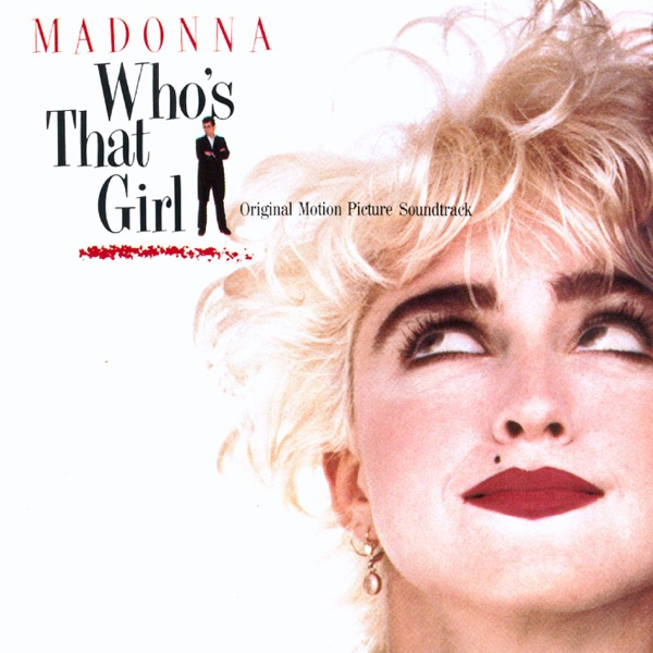 Cover art for Who's That Girl