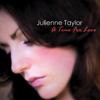 Julienne Taylor - I Don't Wanna Talk About It artwork