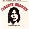 Jackson Browne ジャケット写真
