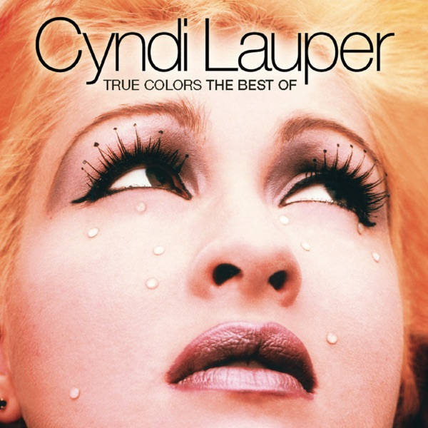Cyndi Lauper mit Time After Time