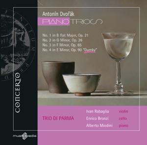 Trio di Parma - Dvořák: Piano Trios
